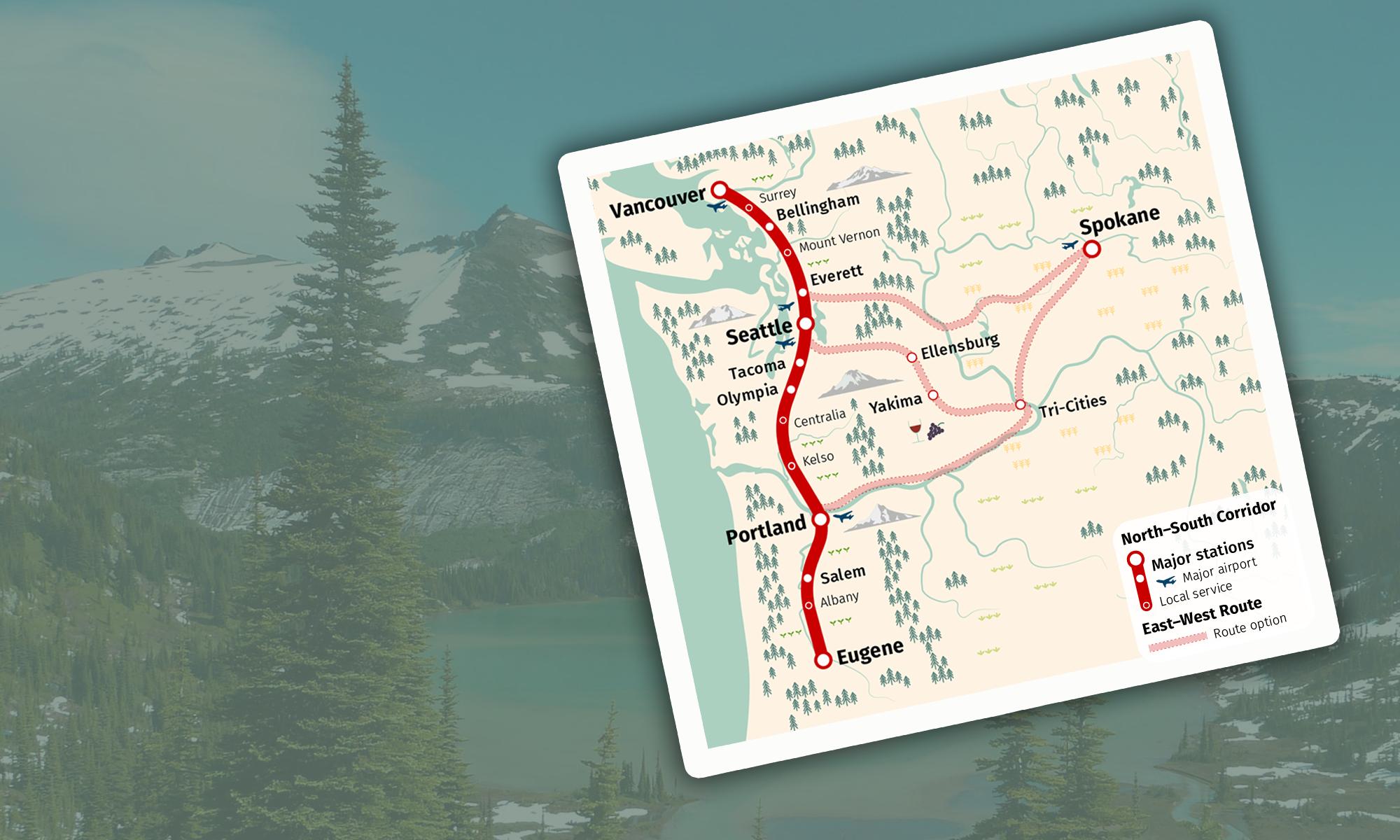 Cascadia Rail